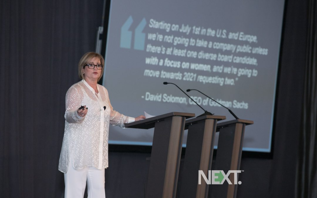 Watch the video: 20-Minute Mentor with Laura Escobar at #NEXTWINTER20