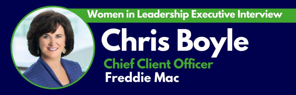 Chris Boyle, Chief Client Officer, Freddie Mac