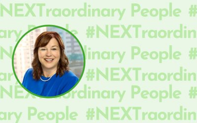 #NEXTraordinary People: Suzy Lindblom