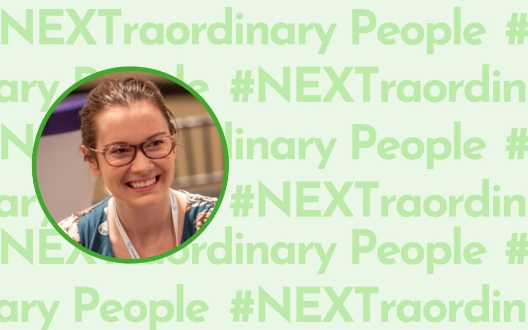 #NEXTraordinary People: Megan Darnell