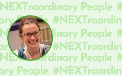 #NEXTraordinary People: Megan Darnell