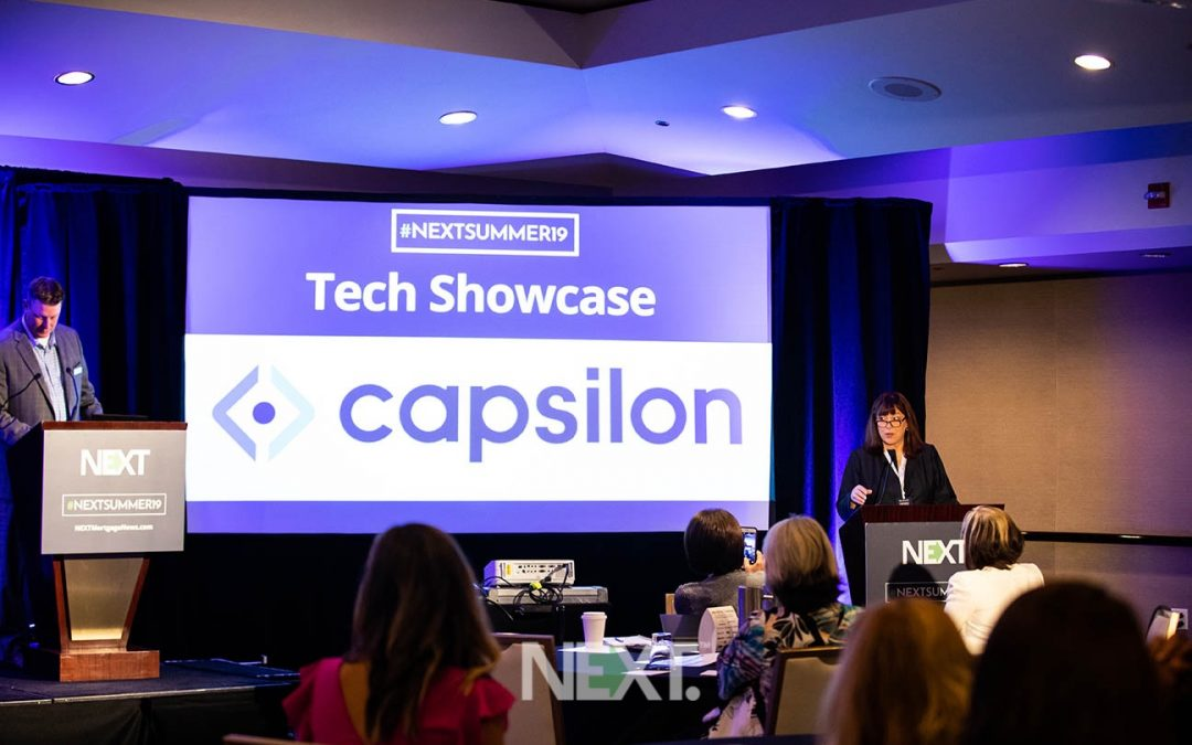 Video: Capsilon Digital Underwriter at #NEXTSUMMER19
