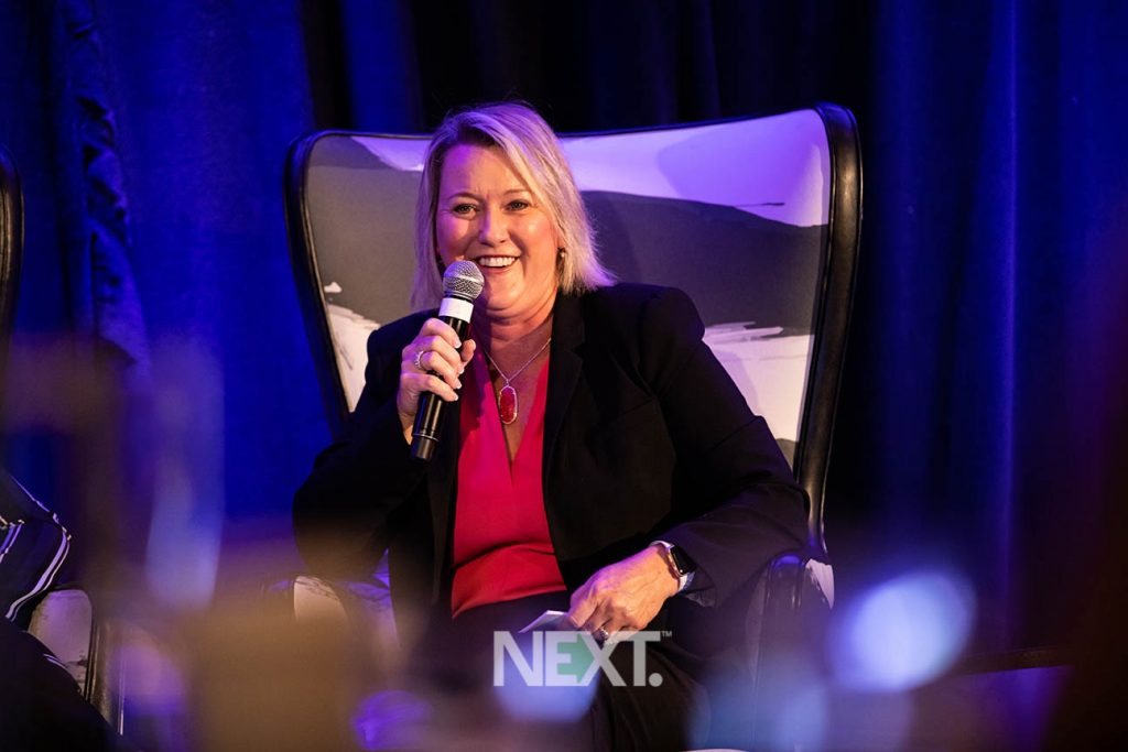#NEXTSUMMER19 Lora Helt, VP Business Development at Altisource at NEXT Mortgage Events 2019 Chicago
