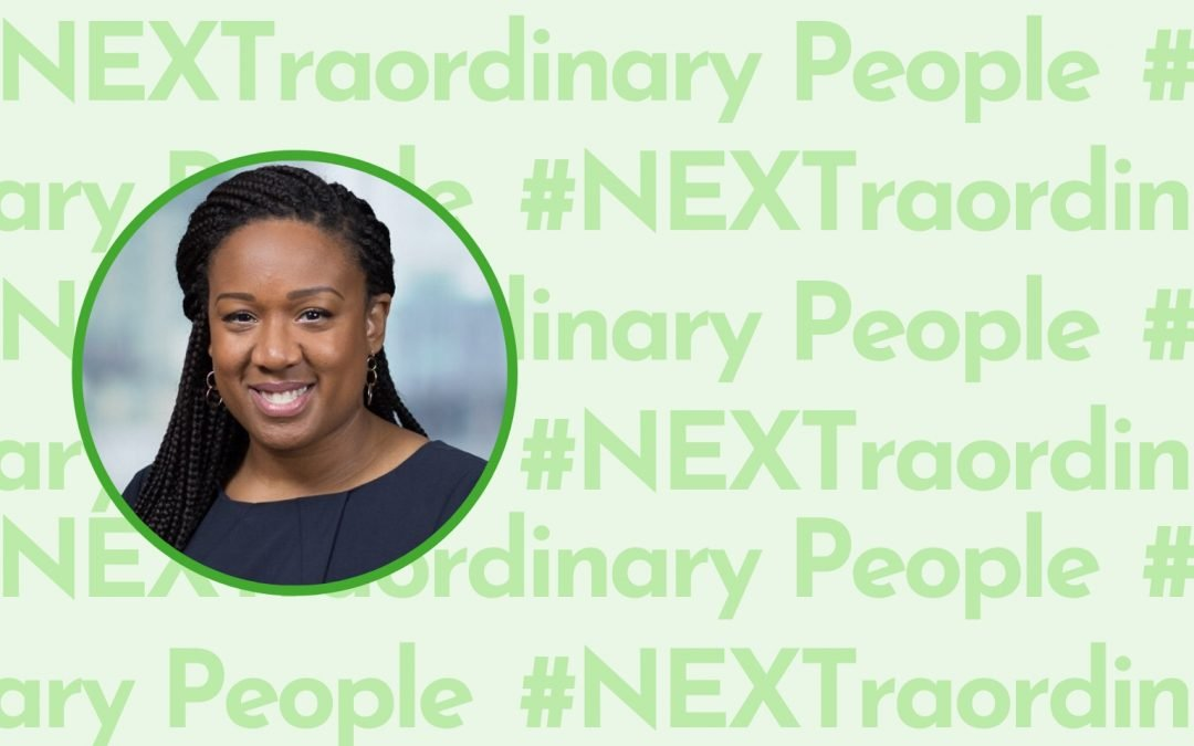 #NEXTraordinary People: Keosha Burns