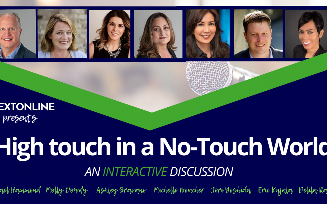 Video: High Touch in a No Touch World