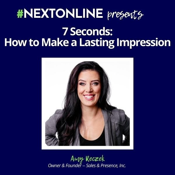 Video: 7 Seconds: How to Make a Lasting Impression