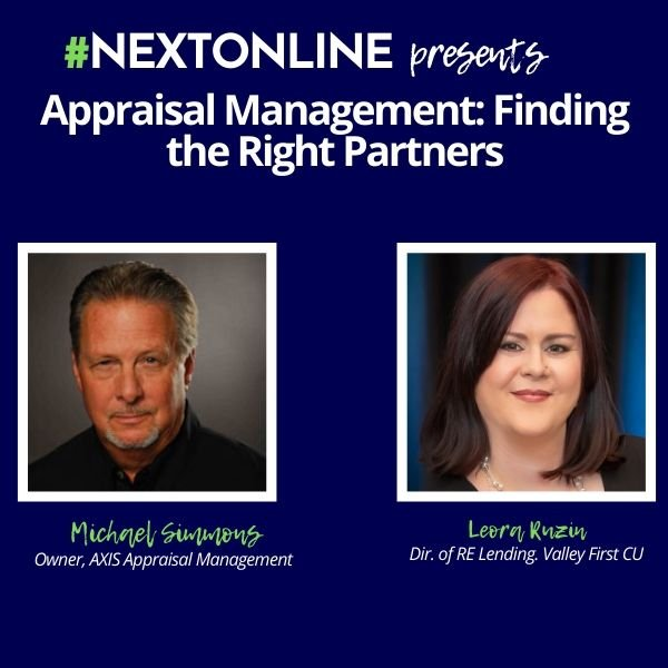 Video: Choosing an AMC: Building the right partnership for appraisal management