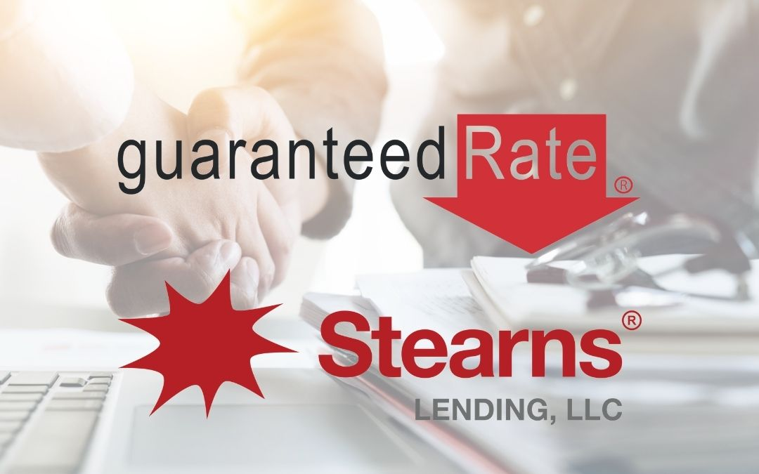 Guaranteed Rate's Stearns acquisition: What's the plan?; Nerdwallet's Best-Of mortgage lenders; MeridianLink acquires TazWorks
