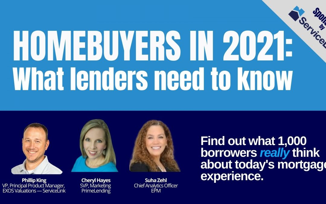 VIDEO: Homebuying in 2021: What Lenders Need to Know