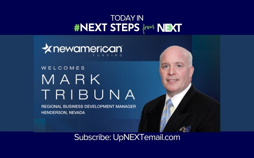 New American Funding hires Mark Tribuna